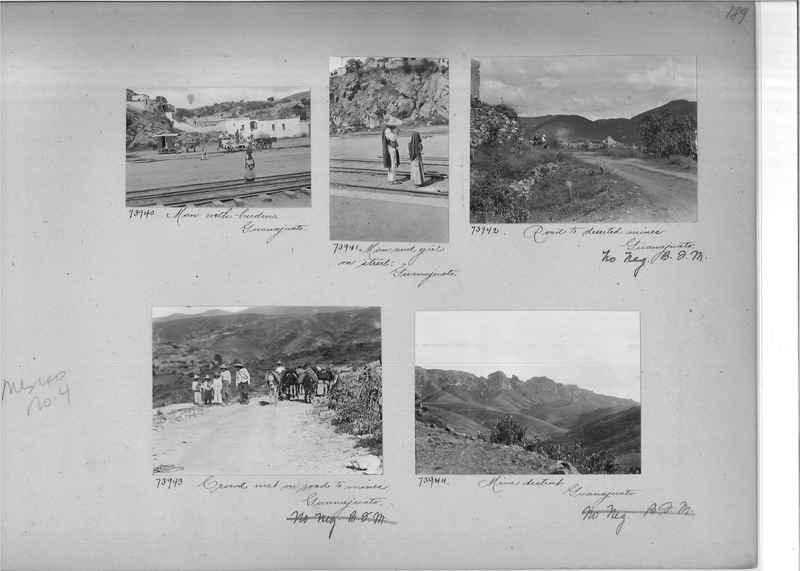 Mission Photograph Album - Mexico #04 page 0189