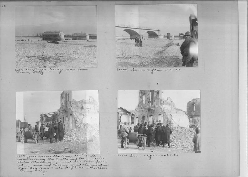 Mission Photograph Album - Europe #04 Page 0026