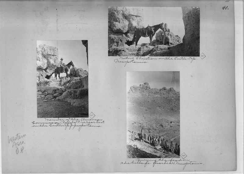 Mission Photograph Album - Western Asia - O.P. - #01 page_0041