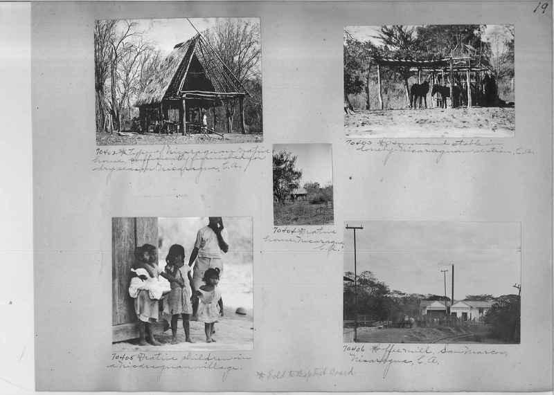 Mission Photograph Album - Panama #03 page 0019