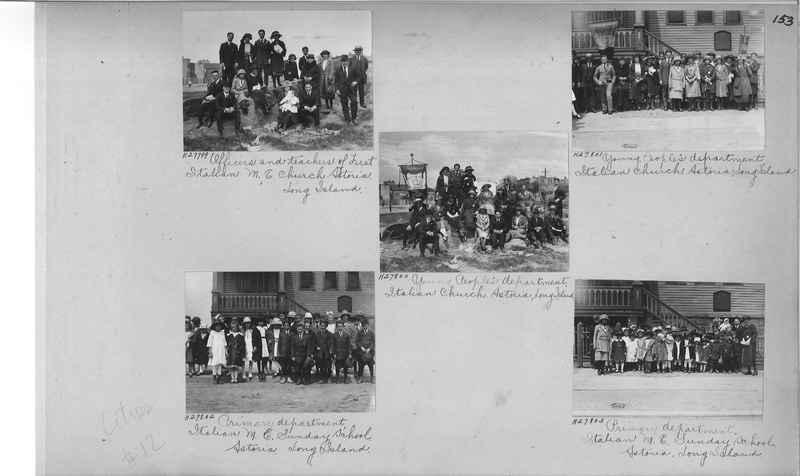 Mission Photograph Album - Cities #12 page 0153