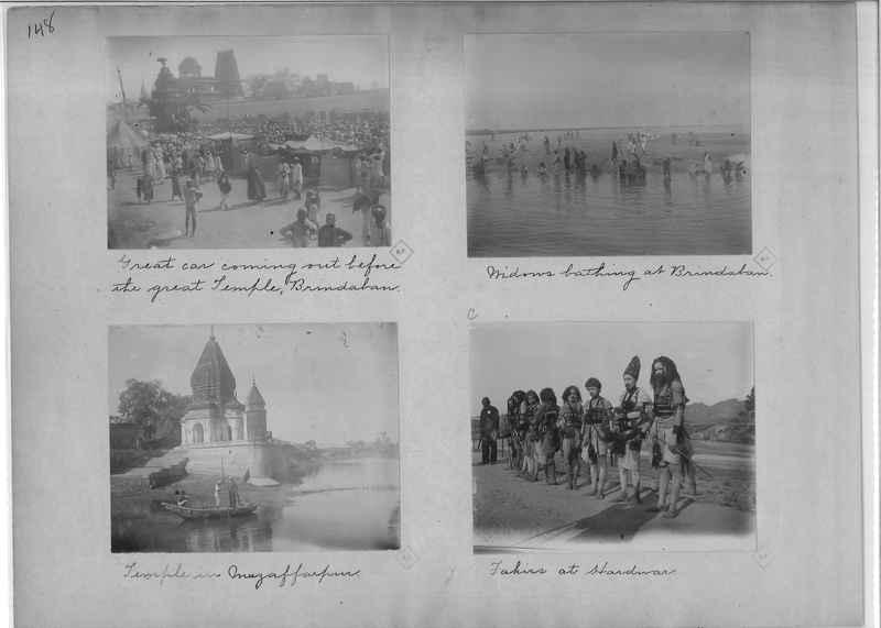 Mission Photograph Album - India - O.P. #01 Page 0148