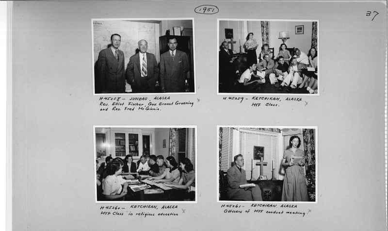Mission Photograph Album - Alaska #2 page 0037