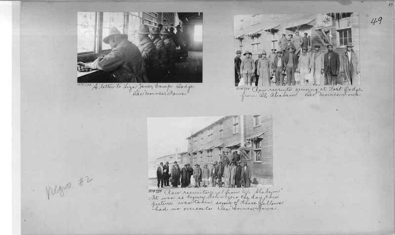 Mission Photograph Album - Negro #2 page 0049