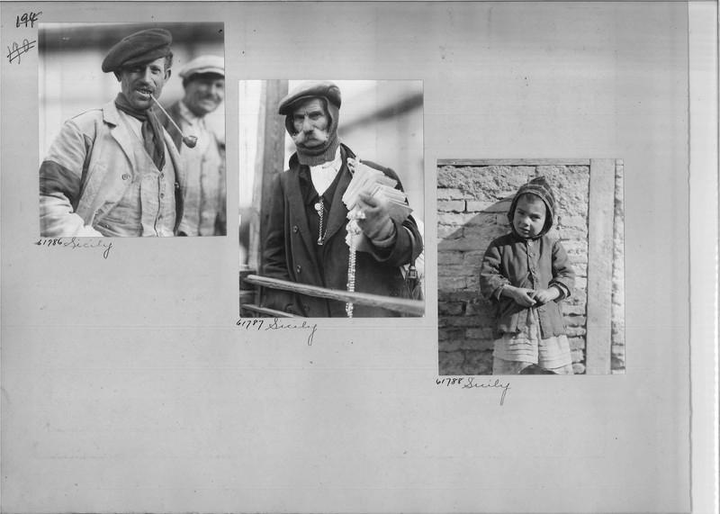 Mission Photograph Album - Europe #04 Page 0194