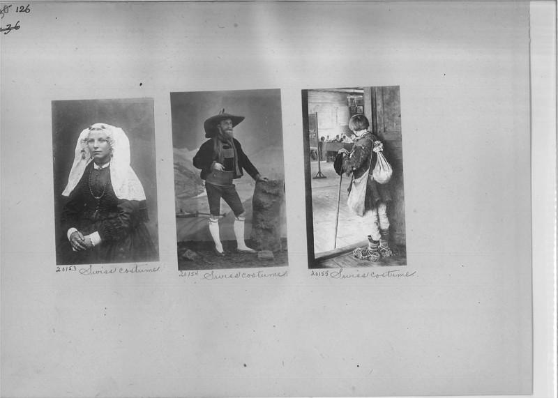 Mission Photograph Album - Europe #01 Page 0126
