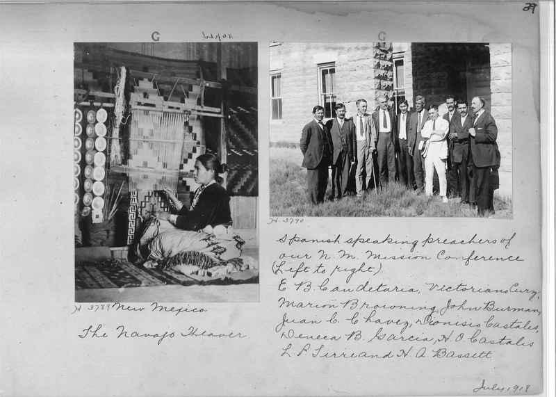 Mission Photograph Albums - Indians #1 page 0039