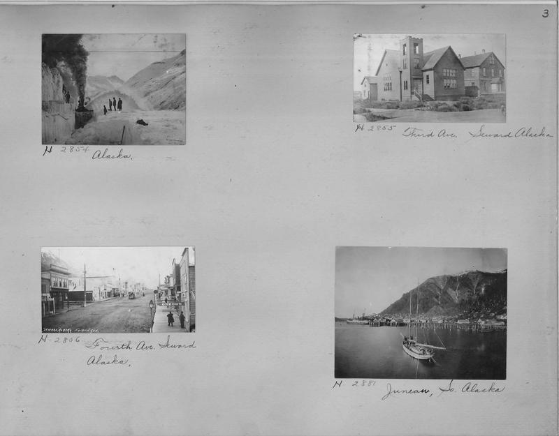 Mission Photograph Album - Alaska #1 page 0003