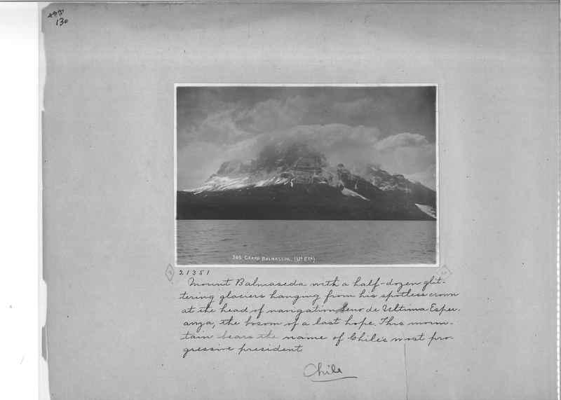 Mission Photograph Album - South America O.P. #1 page 0130