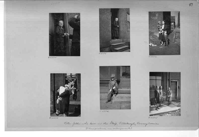 Mission Photograph Album - Cities #18 page 0087