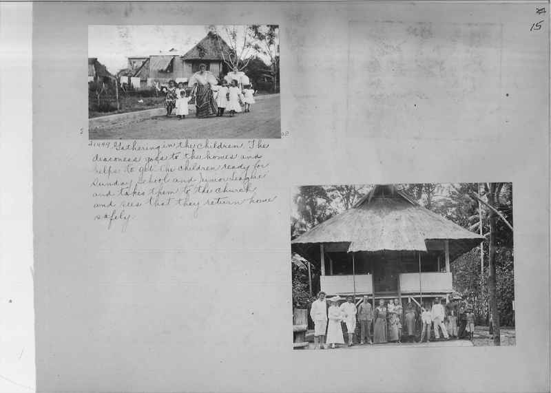 Mission Photograph Album - Philippines OP #01 page 0015