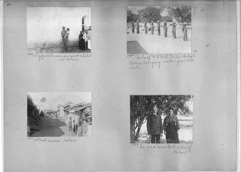 Mission Photograph Album - India #01 page 0086