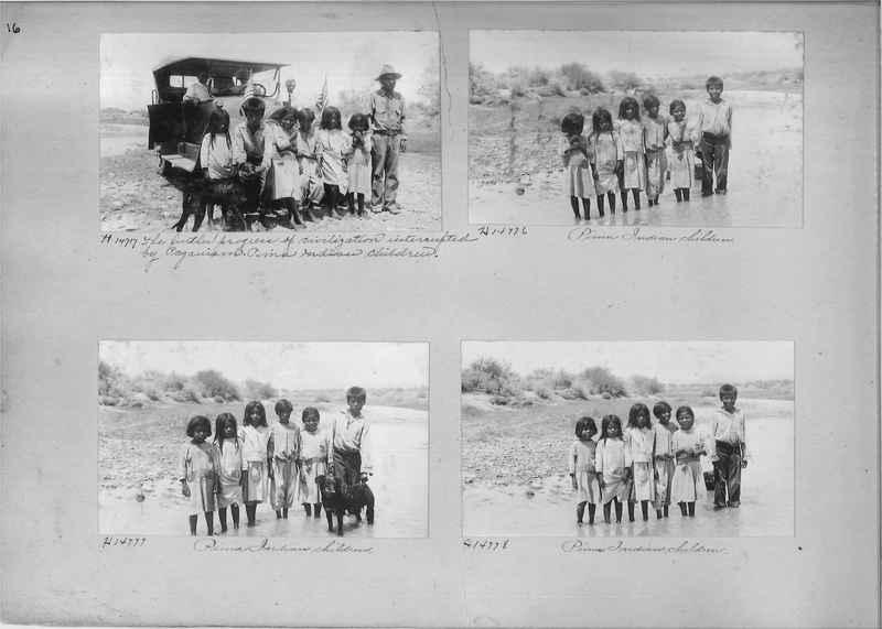 Mission Photograph Album - Indians #2 page_0016