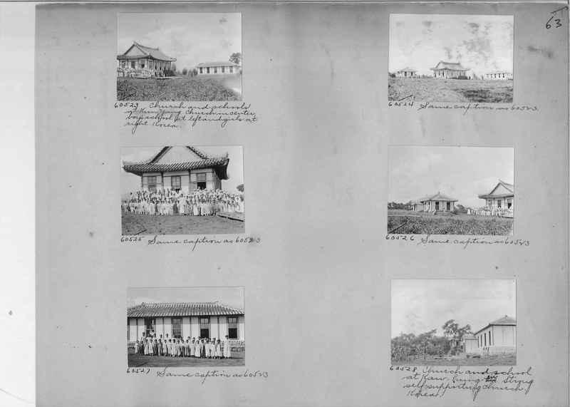 Mission Photograph Album - Korea #5 page 0063