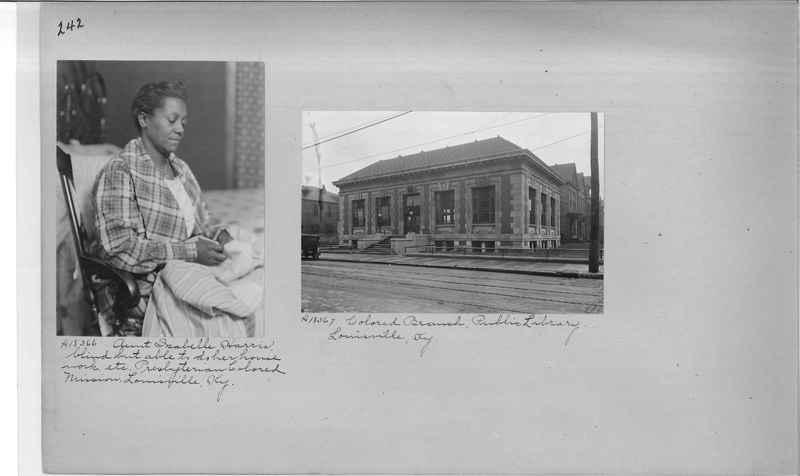 Mission Photograph Album - Negro #2 page 0242
