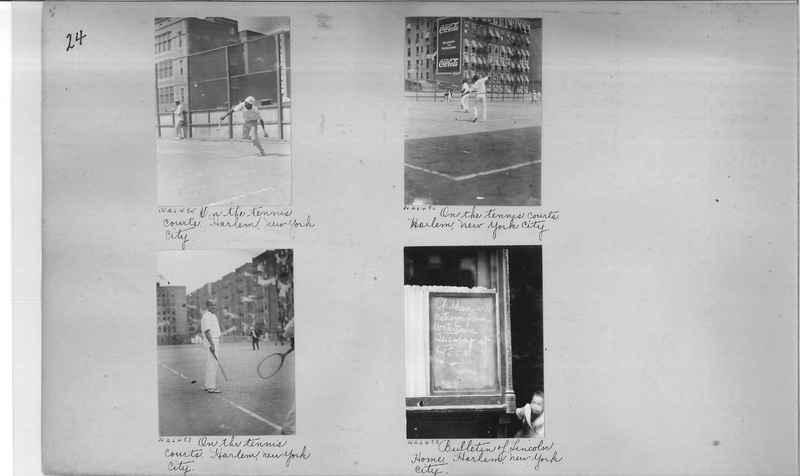Mission Photograph Album - Negro #4 page 0024