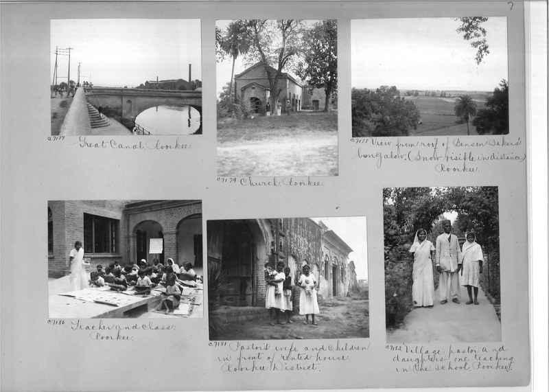 Mission Photograph Album - India #13 Page 0007