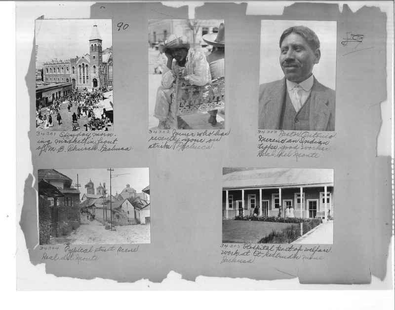 Mission Photograph Album - Mexico #01 Page_0090