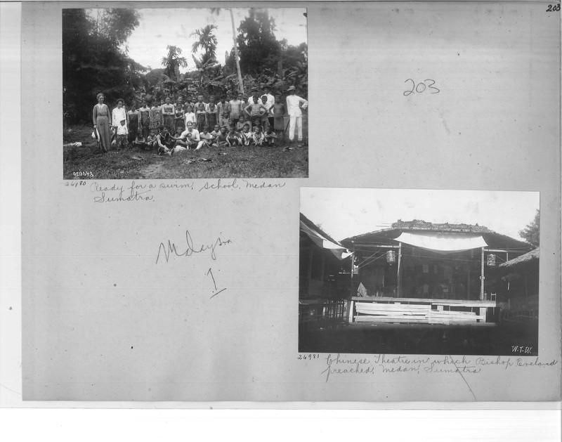 Mission Photograph Album - Malaysia #1 page 0203