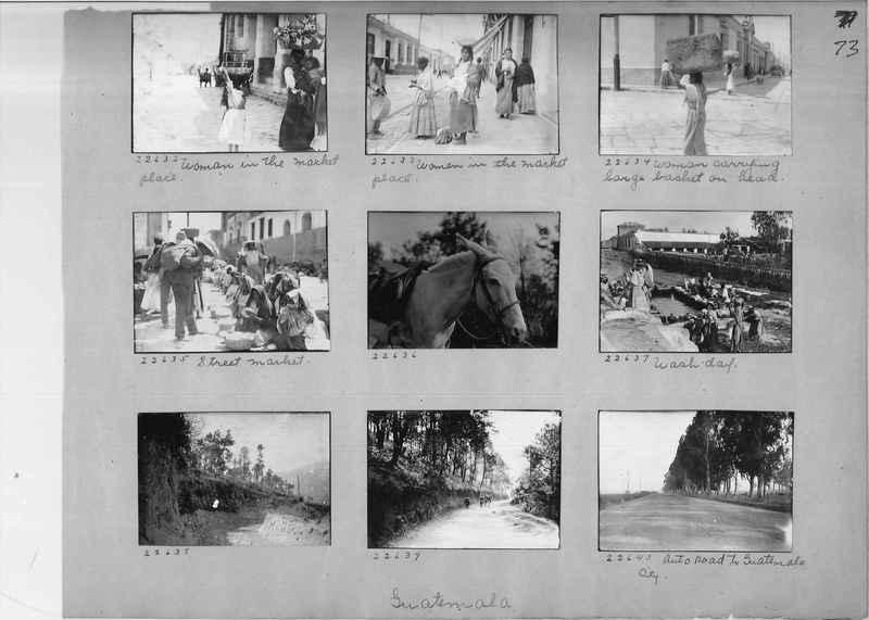 Mission Photograph Album - Panama #02 page 0073
