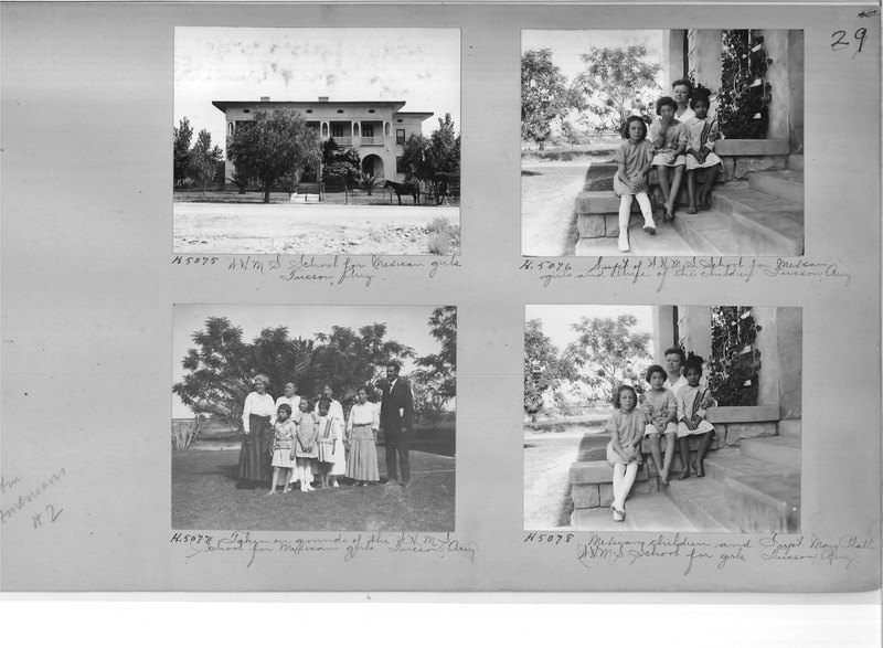 Mission Photograph Album - Latin America #2 page 0029