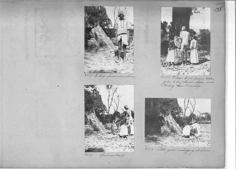 Mission Photograph Album - India #09 Page 0155