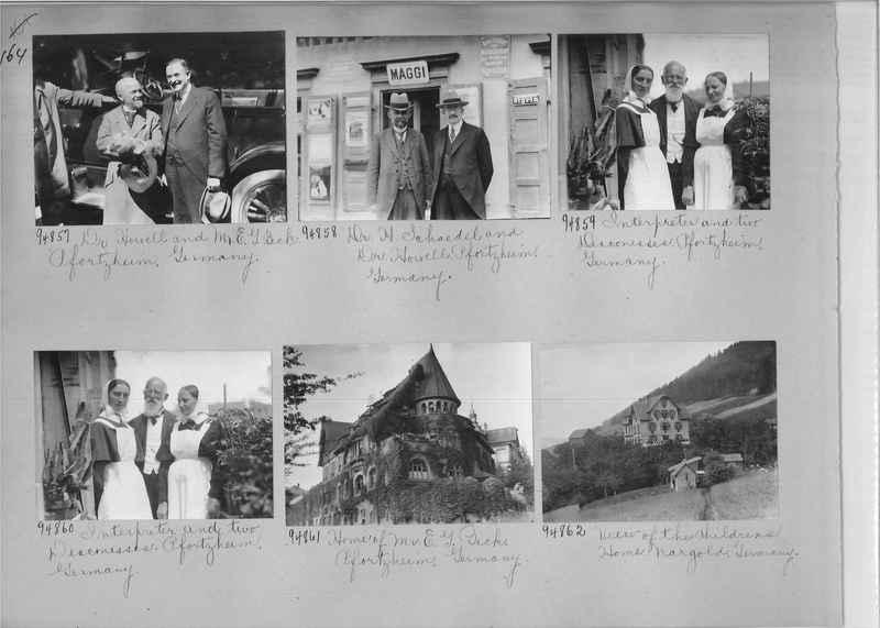 Mission Photograph Album - Europe #08 Page_0164
