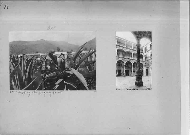 Mission Photograph Album - Mexico - O.P. #01 Page 0044
