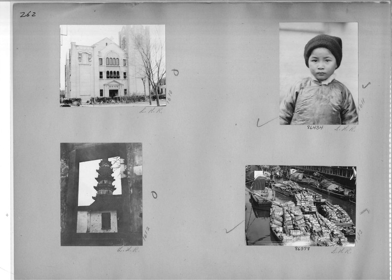 Mission Photograph Album - China #19 page 0262