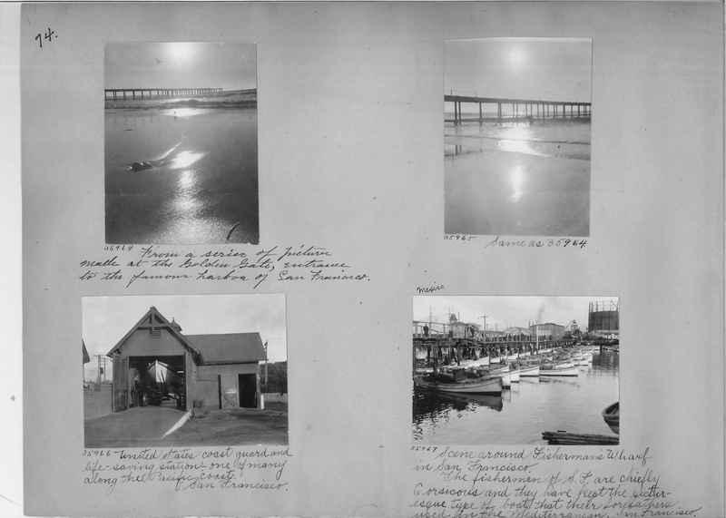 Mission Photograph Album - America #3 page 0074