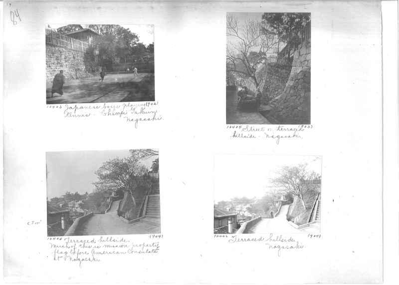 Mission Photograph Album -  Japan #01 Page 0084