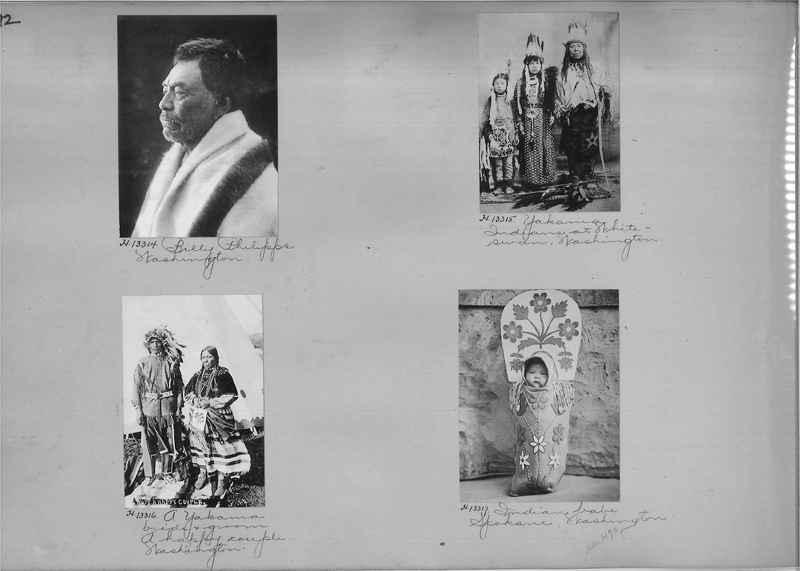 Mission Photograph Albums - Indians #1 page 0192