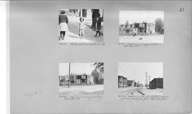 Mission Photograph Album - Negro #2 page 0021