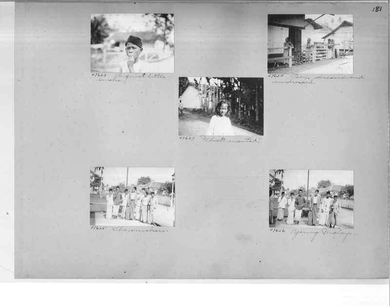 Mission Photograph Album - Malaysia #4 page 0181