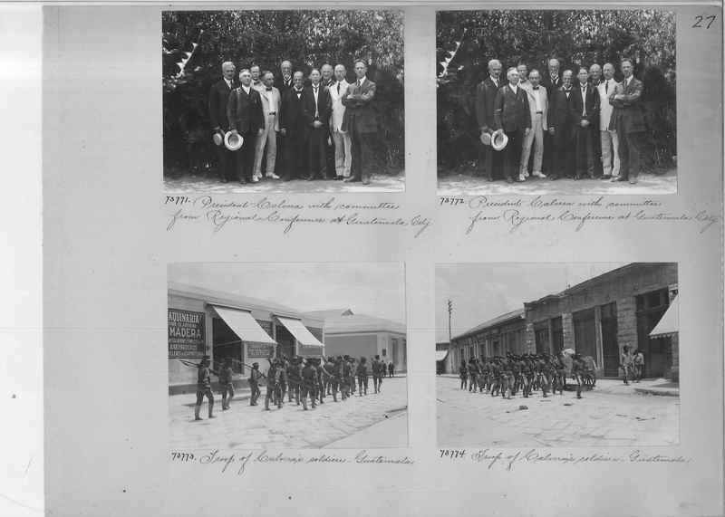 Mission Photograph Album - Panama #03 page 0027