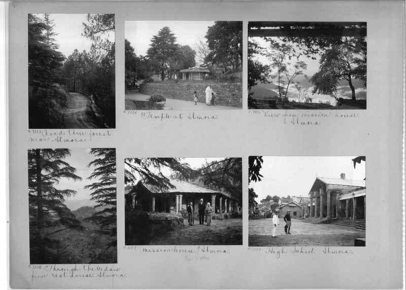Mission Photograph Album - India #13 Page 0008