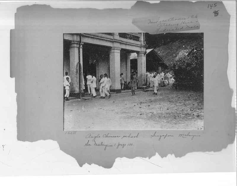 Mission Photograph Album - Malaysia O.P. #1 page 0145