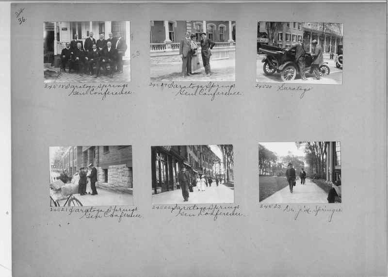 Mission Photograph Album - America #1 page 0036