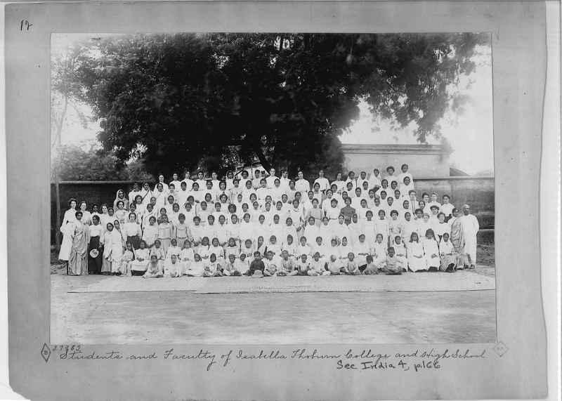 Mission Photograph Album - India - O.P. #01 Page 0012