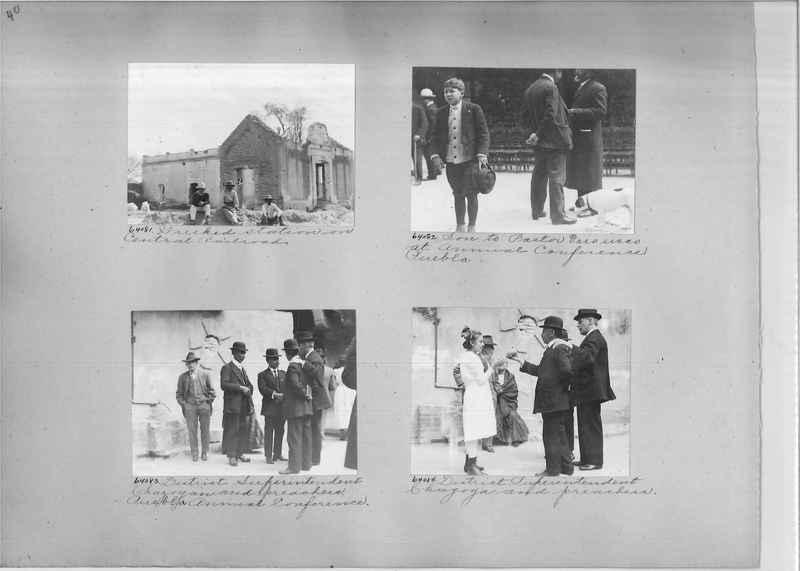 Mission Photograph Album - Mexico #04 page 0040
