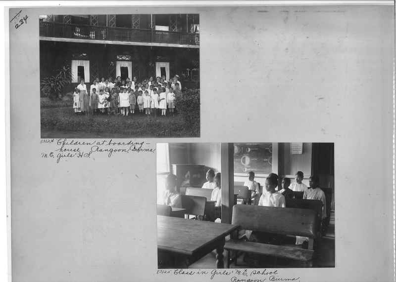 Mission Photograph Album - Burma #1 page 0234