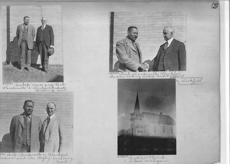 Mission Photograph Album - Indians #2 page_0145