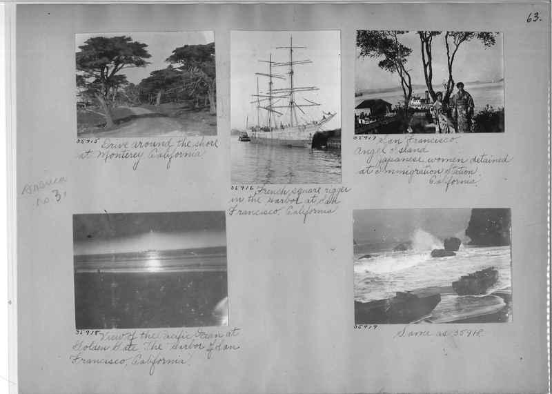 Mission Photograph Album - America #3 page 0063