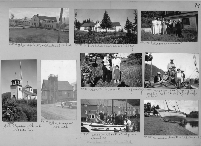 Mission Photograph Album - Alaska #1 page 0099