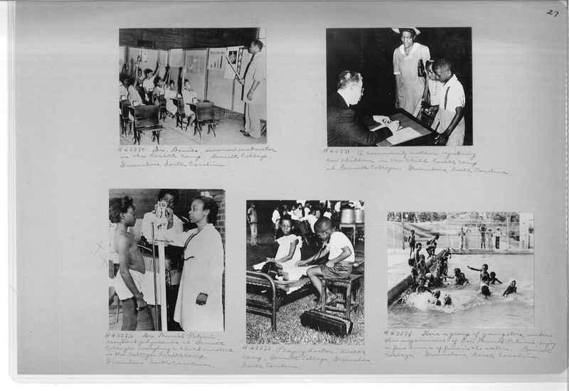 Mission Photograph Album - Negro #7 page 0027