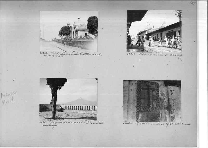 Mission Photograph Album - Mexico #04 page 0105