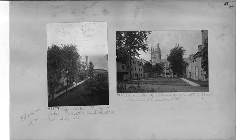 Mission Photograph Album - Education #2 page 0085
