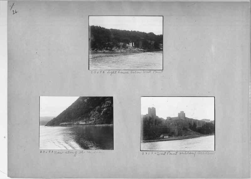 Mission Photograph Album - America #1 page 0026
