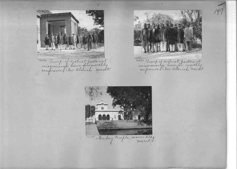 Mission Photograph Album - India #09 Page 0147