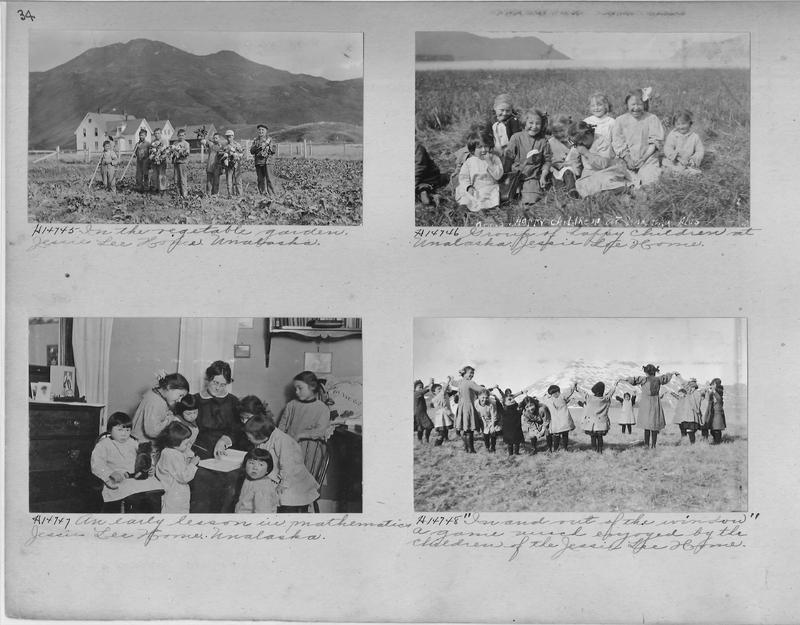 Mission Photograph Album - Alaska #1 page 0034